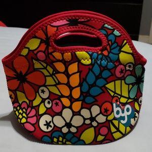 BYO Rambler Lunch Bag Floral